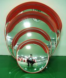 Traffic Safety Convex Mirror