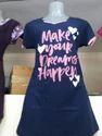 Designer Ladies T Shirt