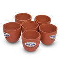 Clay Cherry Cup Set