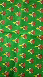 Booti Printed Cotton Fabric