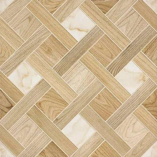 Digital Vitreous Floor Tile Ari Noce Digital Printed Floor Tiles