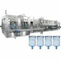 20 Litre Bottle Filling Machine
