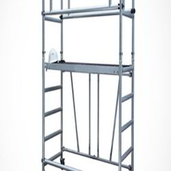 Mobile Tower Scaffold Without Stairway for Rental