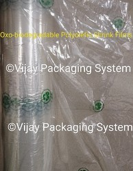 Printed Oxo Biodegradable Polyolefin Shrink Film