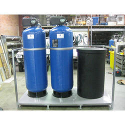 Indian Industrial Down Flow Softeners
