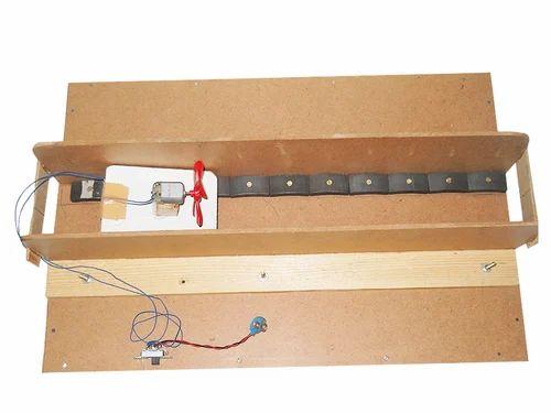 Magnetic Levitation Using Electromagnet Maglev