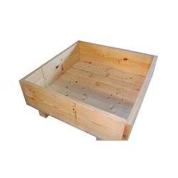 Packaging Pine Wood Box