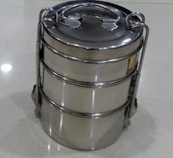 Lunch Box Steel