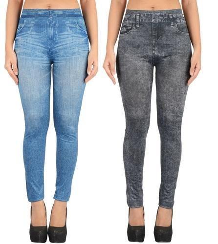 Skinny jeans like leggings