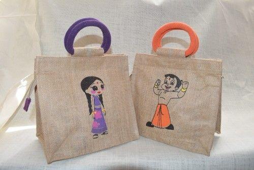 Kids Jute Bag as Eco-Friendly Return Gifts
