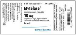 Ambenonium Pill