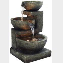 Indoor Water Fountains, इंडोर वॉटर फाउंटेन, इंडोर वाटर फाउंटेन, भीतरी पानी  के फव्वारे in Yerawada, Pune , Rupali Departmental Stores | ID: 15005544312