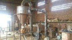 Risk Husk Grinding Machine