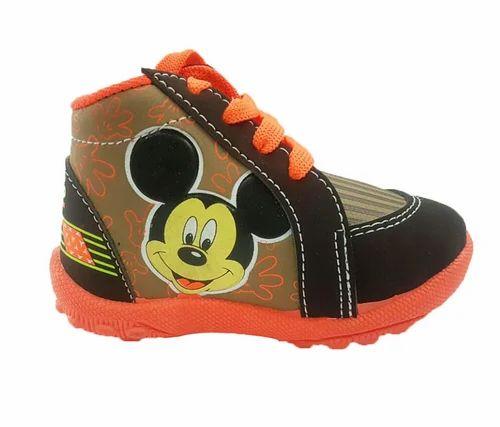 Smart Feet PVC Kids Fancy Casual Shoes