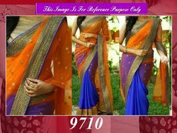 Bollywood Fashion Designer Party Wear Saree