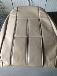 Safari Leather Seat Cover