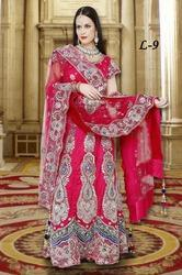 Wedding Lehengas Stone work Heavy Dupattas