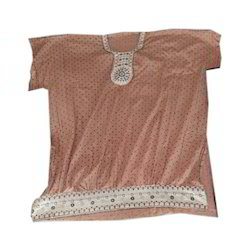 Brown Party Wear Ladies Western Top