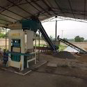 34.5HP Hydraulic Brick Making Machine