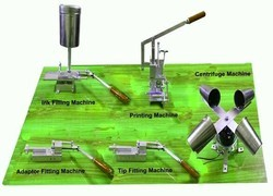 Use And Throw Ball Pen Making Machine
