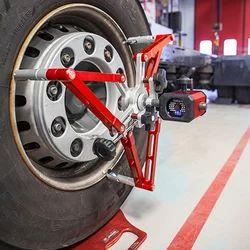 Bus Wheel Alignment Service