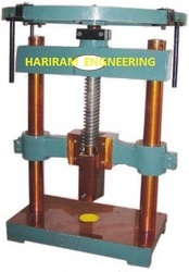 Hand Press Making Machine
