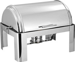 Chafing Dish Rectangular Roll Top