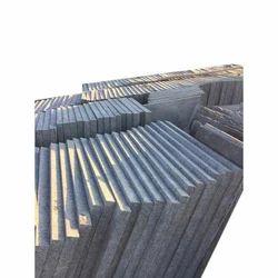 Flamed Steel Grey Granite Slabs