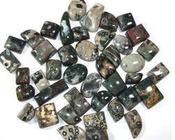 Ocean Jasper Mix Shape Size Gemstone Lot