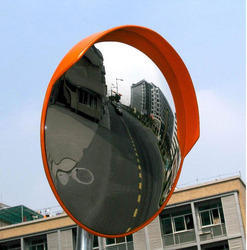 ABS Plastic Body Convex Mirror