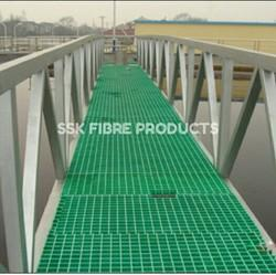FRP Foot Gratings