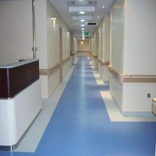 Blue Amp Grey Hospital Vinyl Flooring Rs 1237 Square Feet