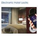 Electronic Hotel Locks