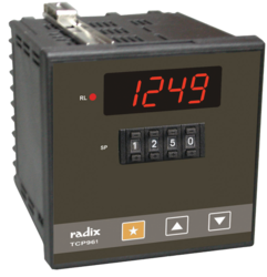 Push- Wheel Frequent Set Point Temperature Controllers