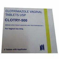 Clotrimazole Vaginal Tablet