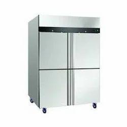 Four Door Vertical Deep Freezer