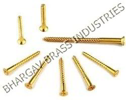 Brass Screws Fasteners
