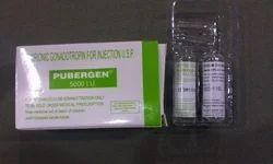 Pubergen Injection