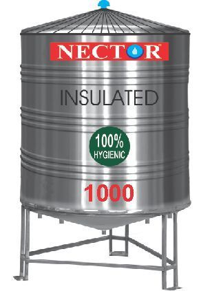 Stainless Steel Water Storage Tank 1000 Ltr At Rs 149000 Piece Stainless Steel Water Tank Id 13337173988