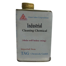 TAG Opaque Industrial Cleaning Chemical, Packaging Type: Tin, Grade Standard: Mold Cleaner