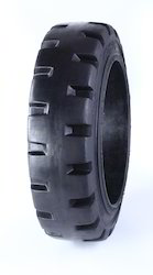 Press On Band Tyres