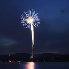 Electronic Fireworks