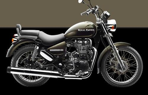 royal enfield thunderbird 500 lightning royal enfield sirmaur