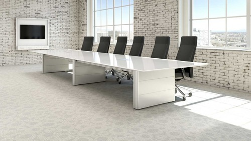 Deco Paint Conference Table At Rs Pieces Sector - 18 foot conference table