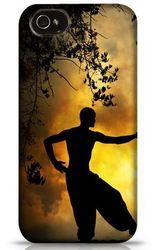 Spiritual Martial Apple iPhone 4S Phone Case
