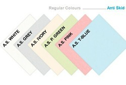 Anti Skid Plain Colors Floor Tiles 300x 300mm