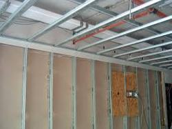 Gi Frame And Partition Gi Ceiling And Frame Manufacturer