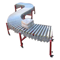 Roller Conveyors - Flexible Roller Conveyor Manufacturer from Pune
