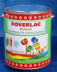 Roverlac Gold Paint