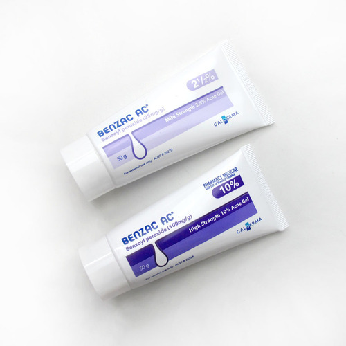 Benzoyl Peroxide, For Personal